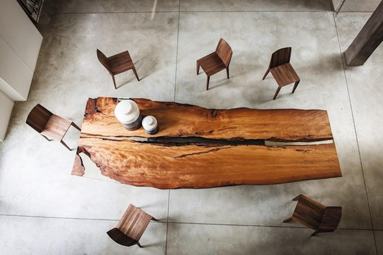 Oggetti di design dal legno di scarto il lavoro di riva for Oggetti di arredamento