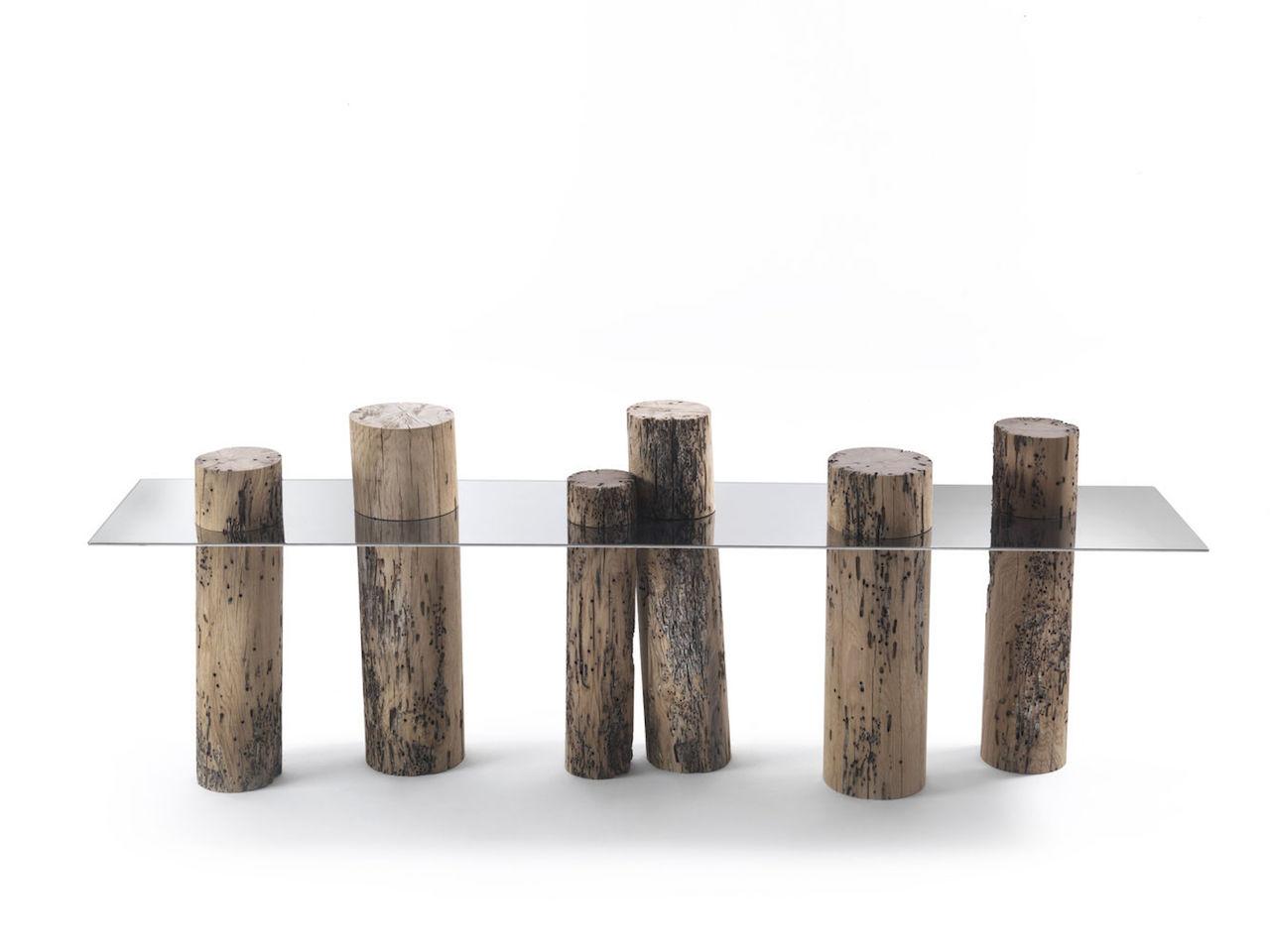 Oggetti di design dal legno di scarto il lavoro di riva - Oggetti di design in legno ...