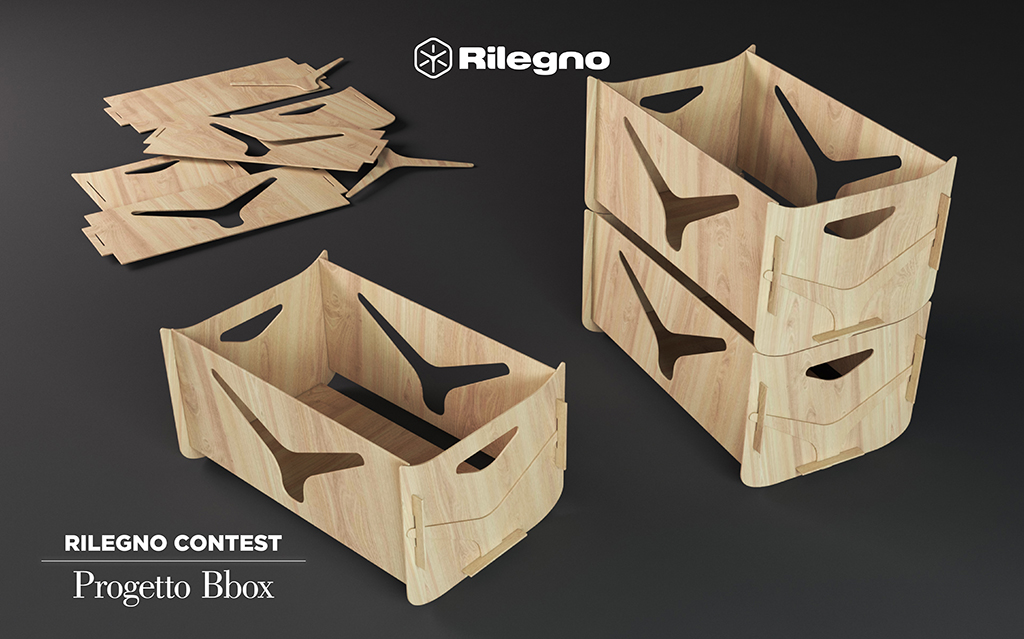 rilegno contest BBOX